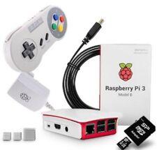 Raspberry pi 3 - Recalbox - Super Nintendo, Megadrive, Playstation, Game boy etc