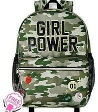 Girls Camo Full School Sized Backpack Camouflage Children's Place
