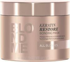 Schwarzkopf Professional BlondMe All Blondes Keratin Restore Bonding Mask 6.7oz.