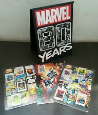 Malaysia MARVEL 80 Years 2019 Comic Cartoon Super Heroes (sheetlet MNH *official