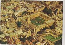 Postcard OXFORD  Christ Church from the air  Copyright  photograph Thomas Photos
