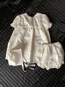 Traditional baby christening/special occasion wear dress