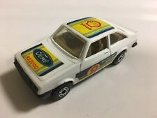 Matchbox Superfast No.9 Ford Escort RS2000