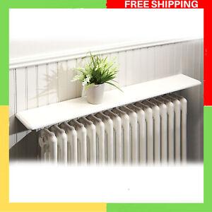 Radiator Shelf White Easylife lifestyle Solutions Greenhurst 120cm