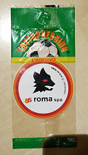 vintage as roma sticker adesivo ultras lupetto barilla ennerre totti falcao 90 5