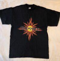 Vtg 90s GODSMACK Concert XXX Tour T Shirt Rock Band Sully Mens Medium M