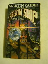 Prison Ship - Martin Caidin Baen Books Mass Market Paperback Book
