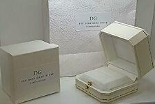 Caja De Anillo Vintage De Marfil De Lujo propuestas de compromiso perfecto o boda Cartiere
