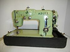 VTG Heavy Duty Adler Sewing Machine Model 189A