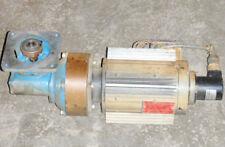 General Electric AC Motor 5K38UN282Q w/ Encoder 924-01029-323A _ 92401029323A