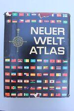 NUOVO MONDO-Atlas paese ed economia di tutti gli Stati, Stauffacher Zurigo 1954