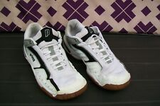 NEW PRINCE LEATHER TRAINERS INDOOR TRAINERS SQUASH GYM TENNIS TRAINERS RRP 49.95