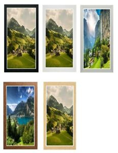 Poster Frame Photo Frames Picture Frame Any Special Size and Color