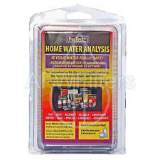 PurTest® Complete Home Water Analysis Kit with water knowledge book 11 tests!