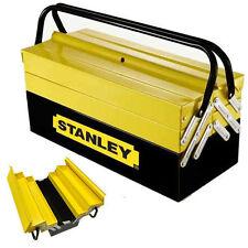 Cassetta 45x20x20cm porta attrezzi utensili idraulico muratore STANLEY 1-94-738