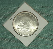"""""""SILVER EAGLE"""" ONE TROY OUNCE .999 FINE SILVER ROUND"""