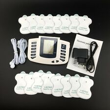 ELECTRONIC BODY SLIMMING PULSE MASSAGE MUSCLE RELAX PAIN RELIEF THERAPY MACHINE