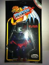 Monsters of the Galaxy Warrior Beasts FLASH 15 cm Action Figure MOC, anni 80