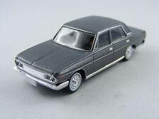 NISSAN PRESIDENT '71 grigio metallico, Tomytec Tomica lim.vintage lv-164a,1/64