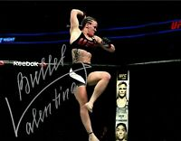 Valentina Shevchenko Autographed Signed 8x10 Photo ( UFC ) REPRINT