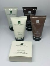 Temple Spa Travel Set Bundle - 5 Items for Hair and Body