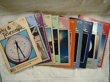 Sky & Telescope Magazine, 1982 Complete