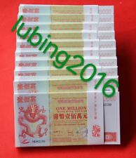 LOT 10 PCS Commemorating the 20 Anniversary of Hong Kong/'s Return to China//unc