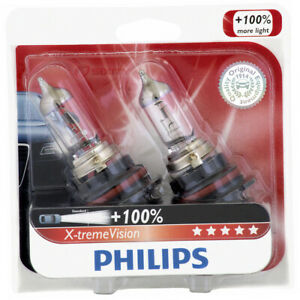 Philips 9007XVB2 XtremeVision Headlight Bulb for 69864 9007NHP/BP2 qh