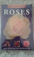 500 POPULAR ROSES BOOK