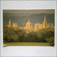 The Dreaming Spires Oxford Postcard (P432)