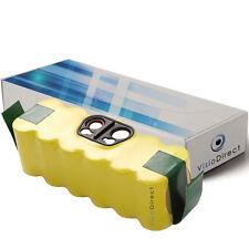 Batterie 14.4V 3500mAh pour iRobot Klarstein Cleanmate Cleanfriend Veluce R290