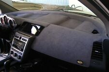 Fits Chrysler NEW YORKER 1982 Sedona Suede Dash Board Cover Mat  Charcoal Grey