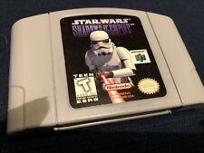 ^^^^ Star Wars: Shadows of the Empire (Nintendo 64, 1996)