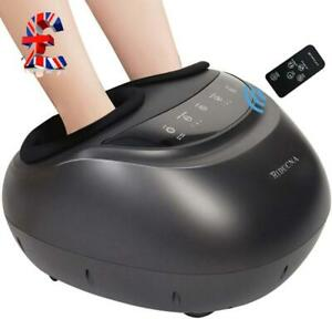 Quality Foot Massager Machine with Heat and Remote Control  Electric Feet Massa