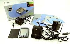 Palm Pilot M500 Handheld Pda with Original Box Unit Case - For Parts Only