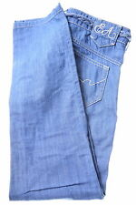 EMPORIO ARMANI Womens Jeans W28 L30 Blue Cotton Slim Fit