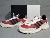 ADIDAS NIB Mens Ortholite Trainers / Running Shoes Men's Size 11 Red/White NIB