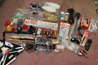 vintage+rc+model+airplane+parts+lot+props+tools+wheels+motors