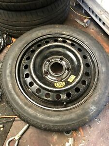 VAUXHALL INSIGNIA 2009-18 16 INCH SPACE SAVER SPARE WHEEL FREE DELIVERY