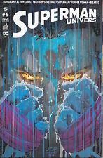 Superman Univers N°5 - Urban Comics-D.C. Comics - Juillet 2016