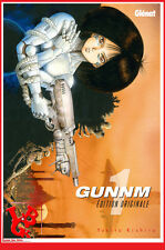 GUNNM Edition Originale 1 T01 Glenat Manga Seinen # NEUF #