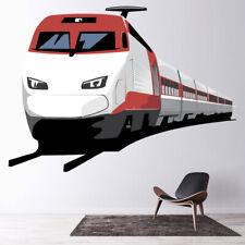Modern Train Wall Sticker WS-41148