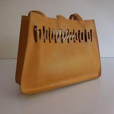 Sac bandoulière femme fourre-tout cuir végétal vintage mode art déco N2686