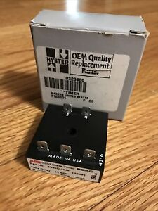 New Genuine Hyster 0325985 Electric Forklift Timer Time Delay Module