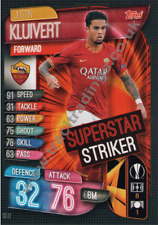 Match Attax Extra 19/20 - Justin Kluivert Superstar Striker Card - Pre-Order