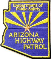 SAN CARLOS ARIZONA AZ APACHE INDIAN TRIBE TRIBAL SECURITY police PATCH