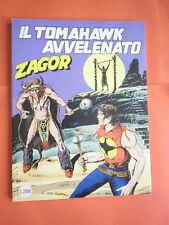 ZAGOR ZENITH ORIGINALE N° 376 corrispondente a ZAGOR GIGANTE 325 Bonelli e Ferri