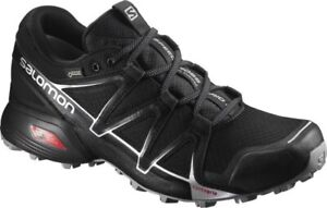Salomon Speedcross Vario 2 GTX Trail 398468 Cross Men's Trainers Size Uk 9