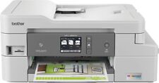 Brother - INKvestment Tank MFC-J995DW Wireless All-In-One Printer