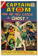 Charlton Comics Captain Atom Comic #82 1st App Nightshade The Ghost 7.0 FN/VF